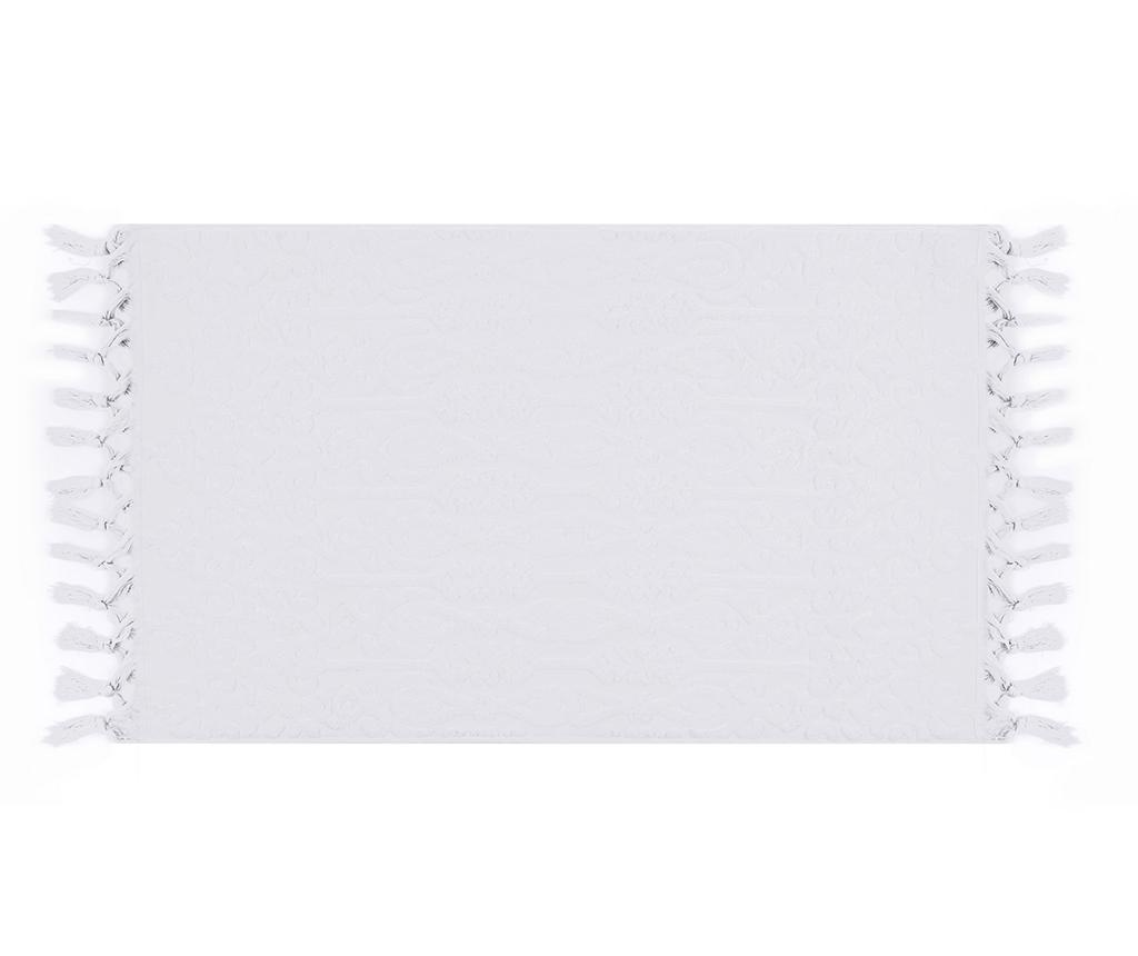 Baglamali Kilim White 2 db Fürdőszobai törölköző 50x90 cm
