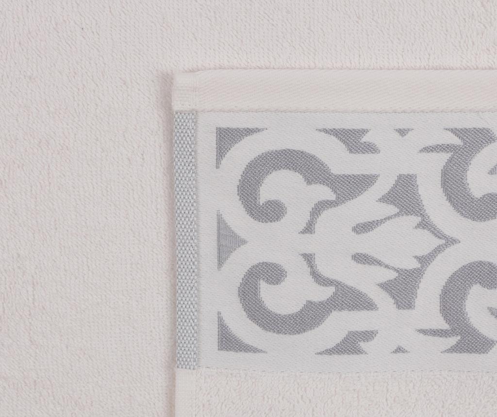 Monaco Grey 2 db Fürdőszobai törölköző 50x90 cm