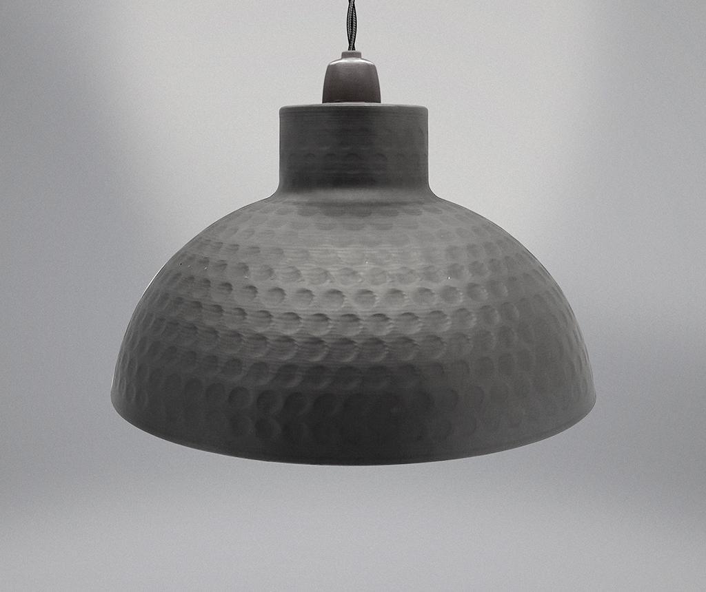 Senčilo za svetilko Dome Matt Black