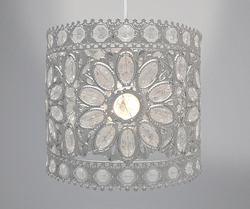 Senčilo za svetilko Tilly Silver