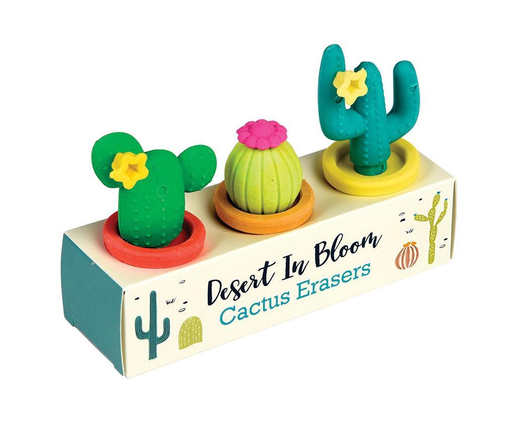 Cactus 3 db Radírgumi