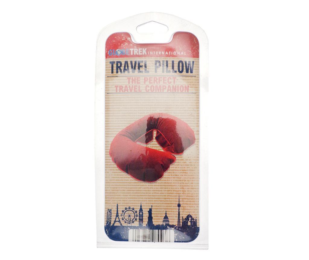 Putni jastuk na napuhavanje Bitt Red