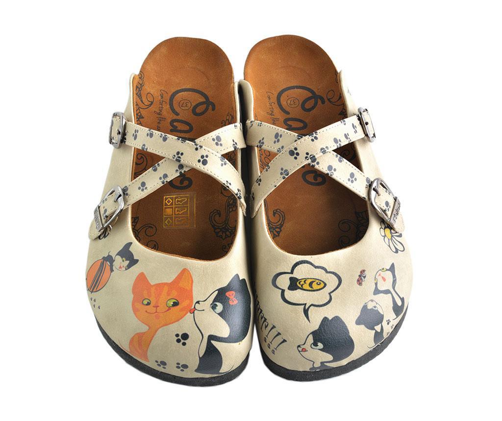 Dámské uzavřené pantofle Lovely 35