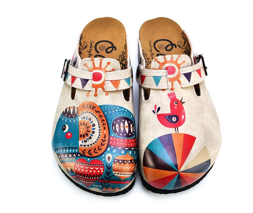 Dámské pantofle Muriel 35