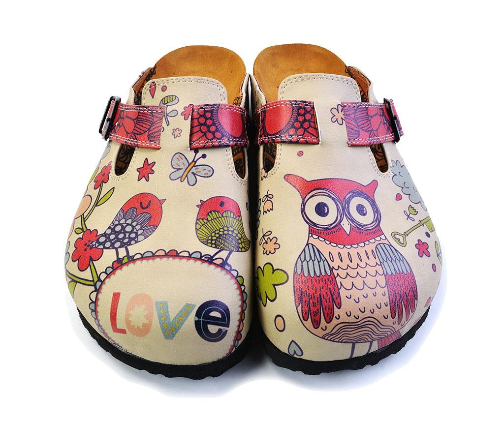 Owl Női klumpa 39