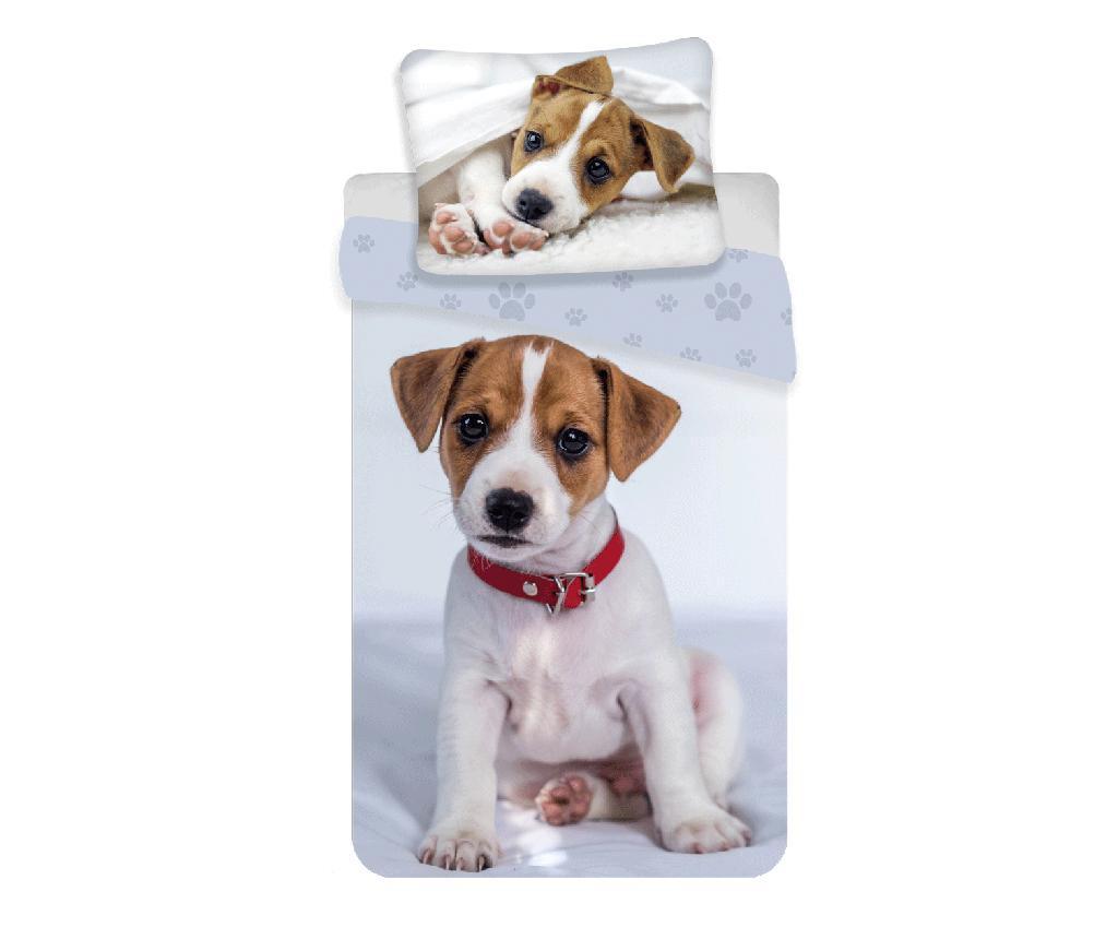 Set de pat Single Ranforce Puppy