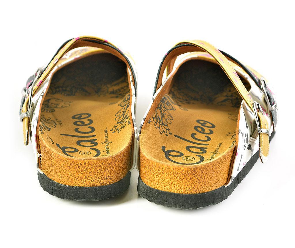 Dámské uzavřené pantofle I Love Dogs 35