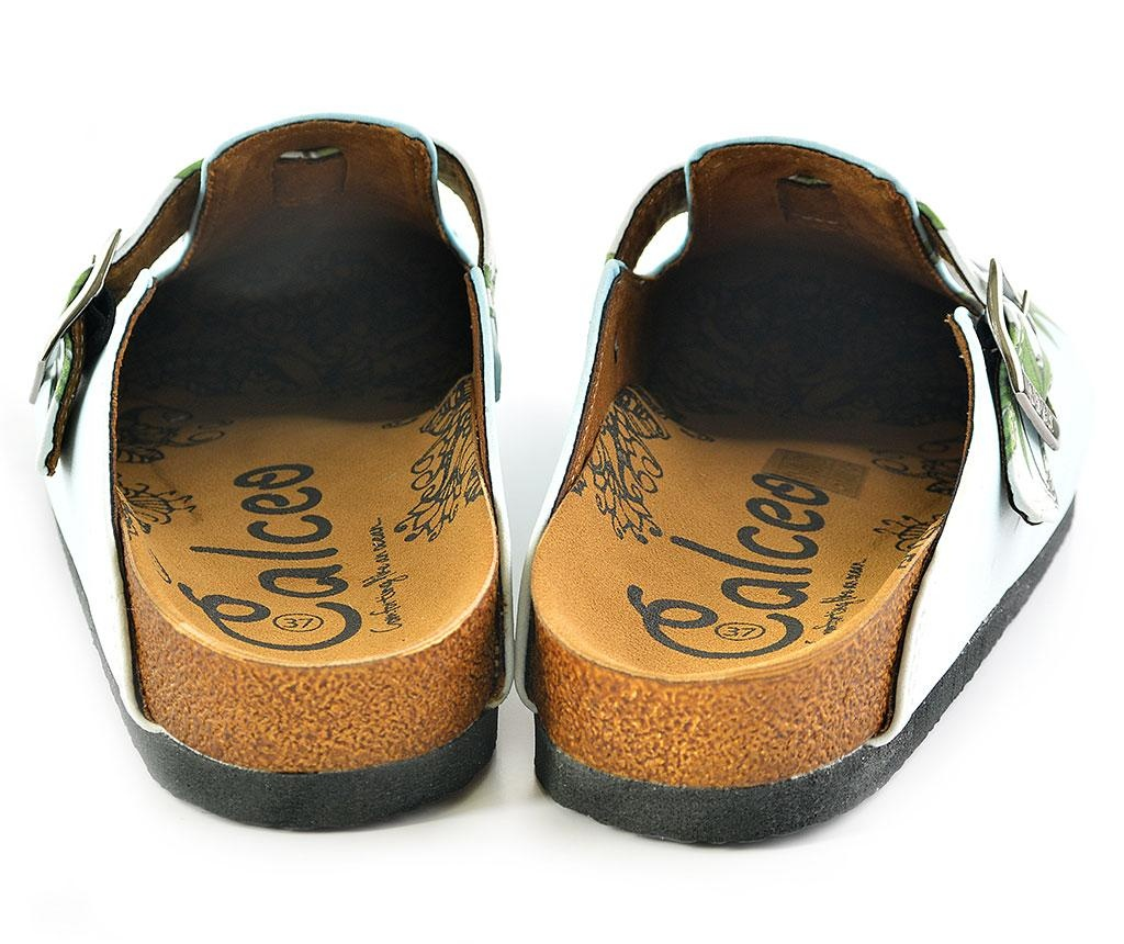 Dámské uzavřené pantofle Lars 35