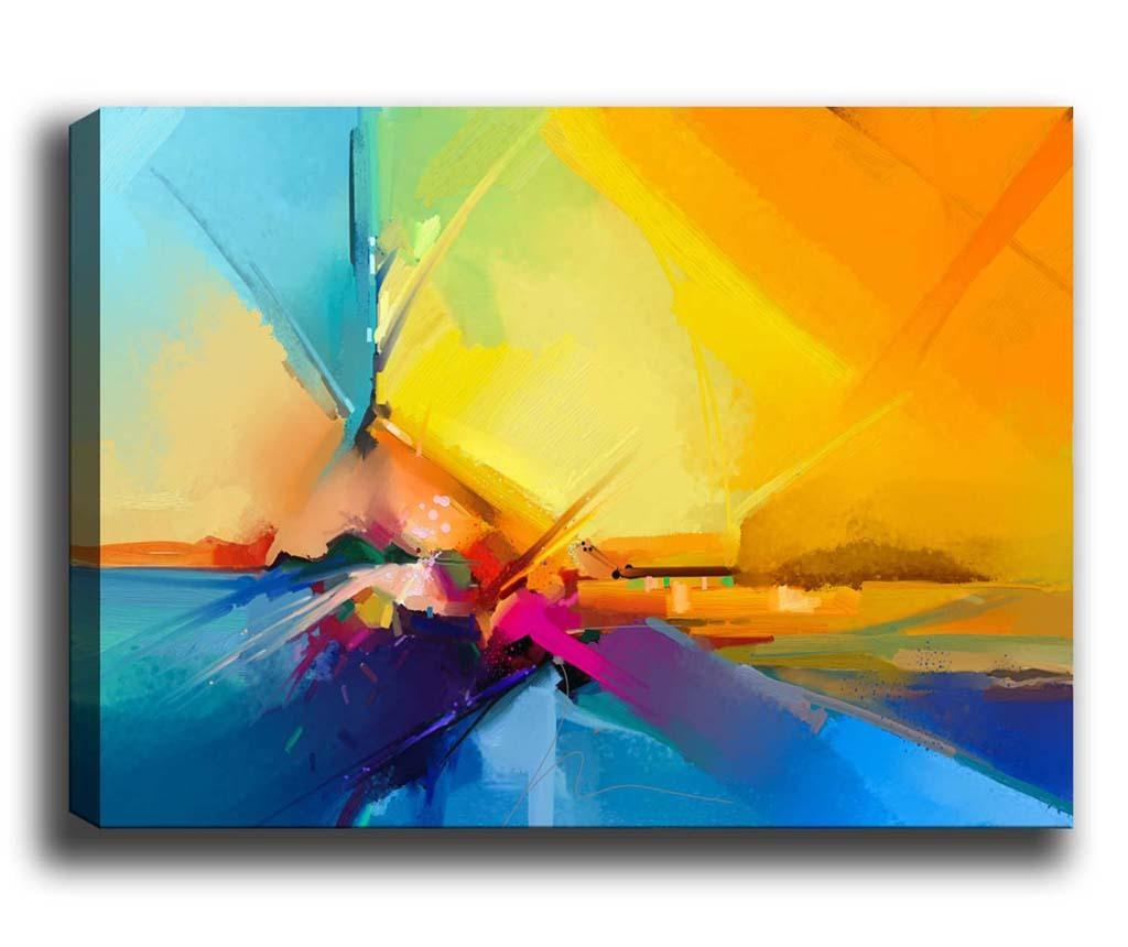 Slika Splash of Colour 70x100 cm