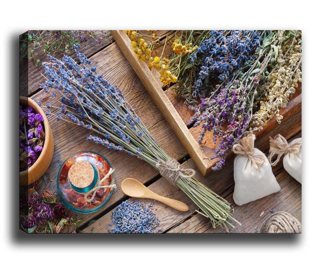 Tablou Lavender Bouquet 50x70 cm