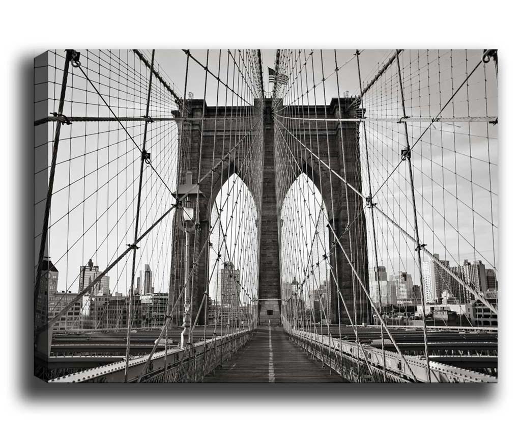Slika Brooklyn Bridge 70x100 cm