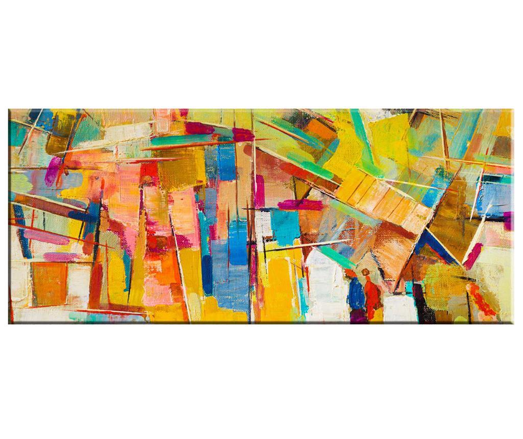 Slika Abstract 60x140 cm