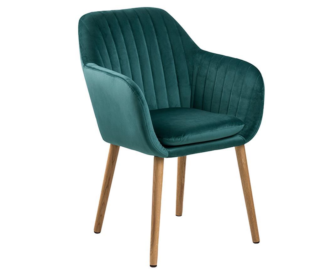 Καρέκλα Emilia Bottle Green
