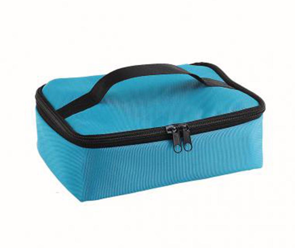 Set geanta izoterma si caserola Nomad Blue