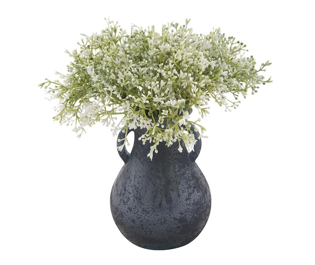 Chad Short Blue Váza