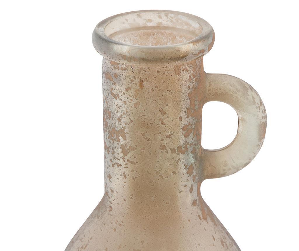 Chad Bottle Cream Váza