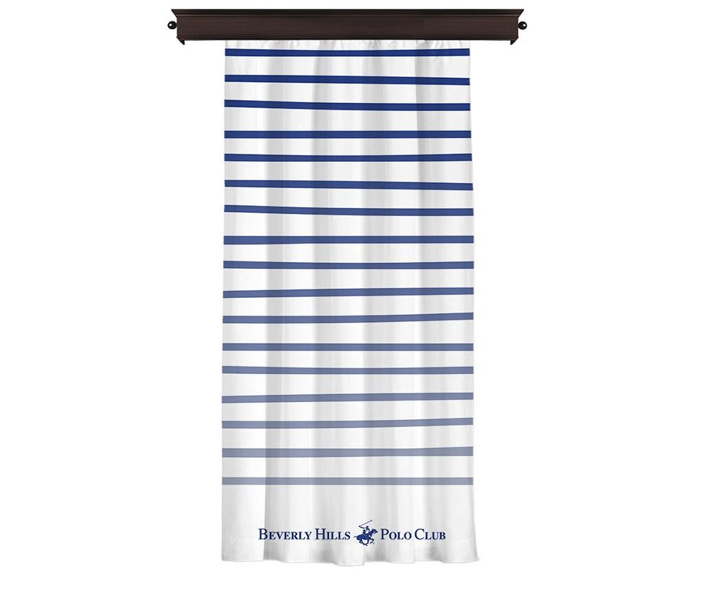 Zastor Polo Club Blue 140x260 cm
