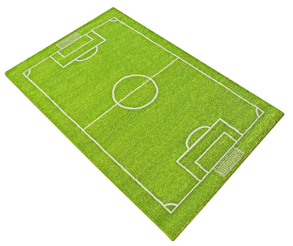 Tepih za igru Soccer Field 3D 80x150 cm
