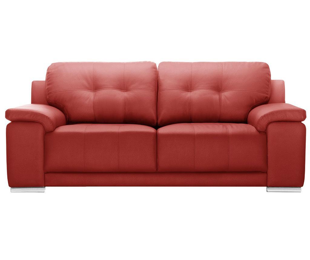 Canapea 3 locuri Babyface Red