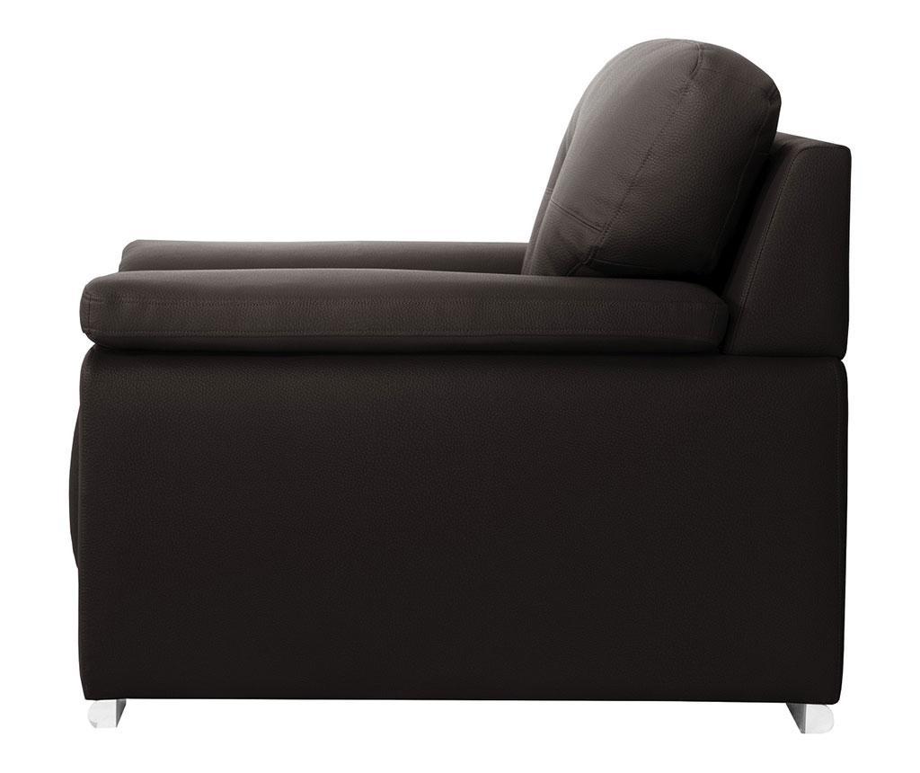 Canapea 3 locuri Babyface Brown