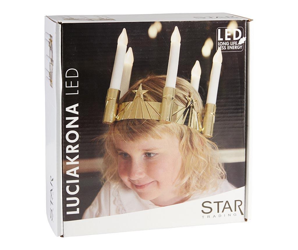 Decoratiune luminoasa pentru copii Crown