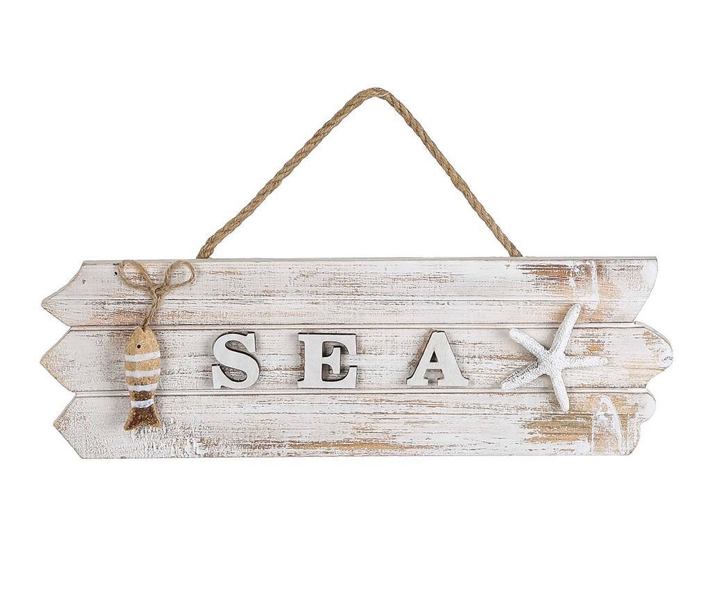 Sea Sign Fali dekoráció
