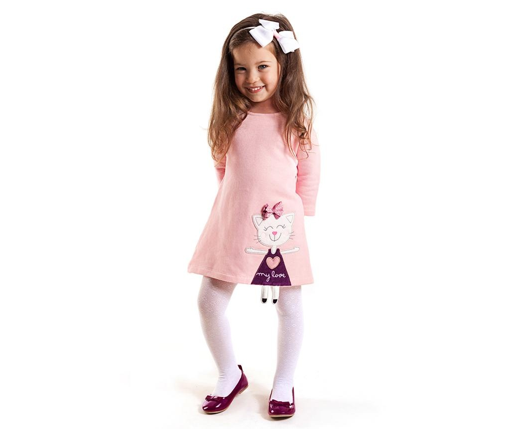 Cat Pink Ruha 5 years