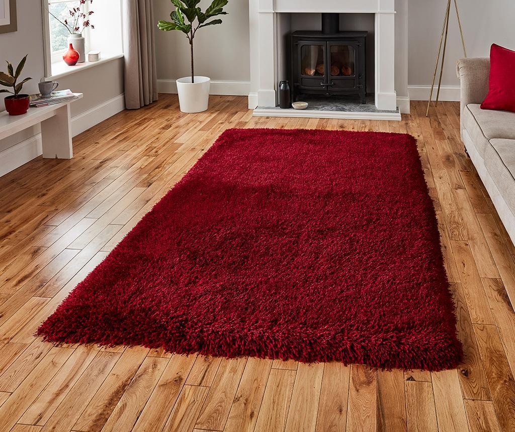 Montana Dark Red Szőnyeg 80x150 cm