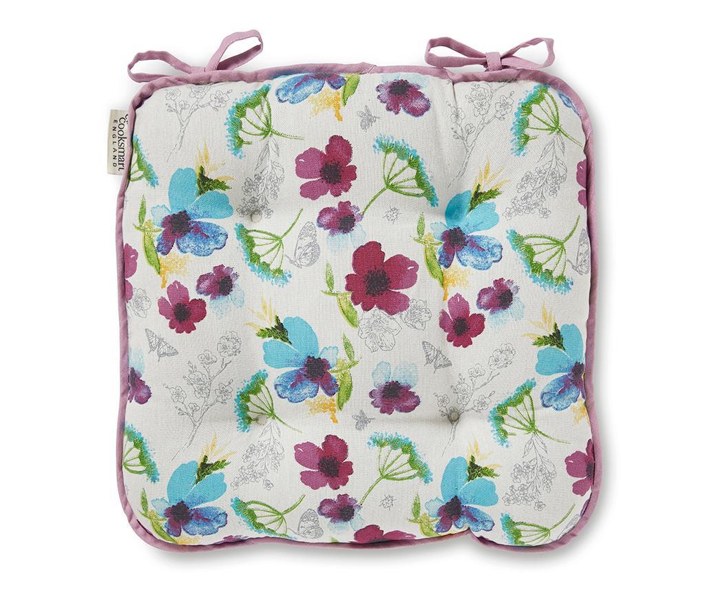 Sedežna blazina Chatsworth Floral 33x33 cm