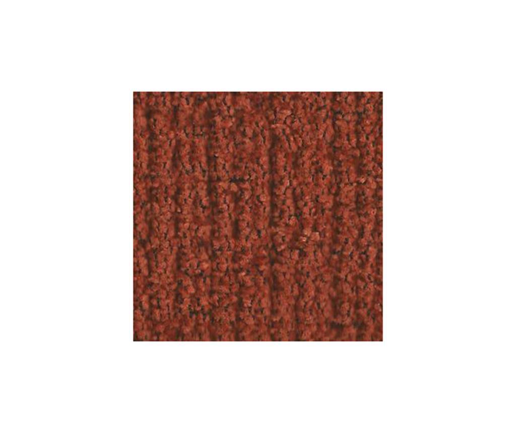 Set 2 elastične navlake za stolicu Dorian Dark Orange Backless