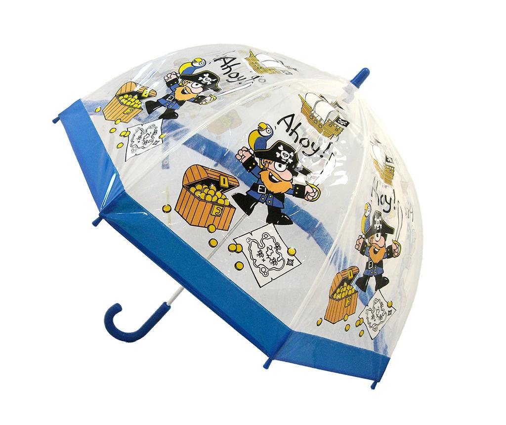 Otroški dežnik Pirate