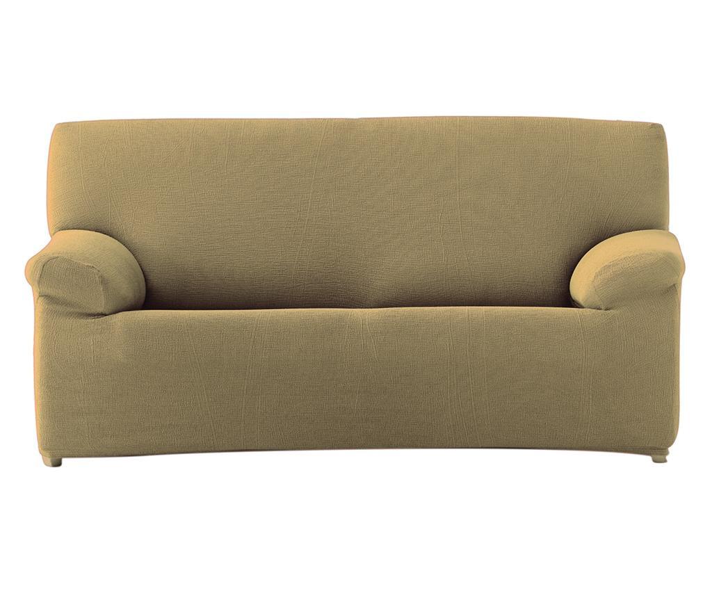 Dopasowany pokrowiec na kanapę Teide Ecru 180-210 cm