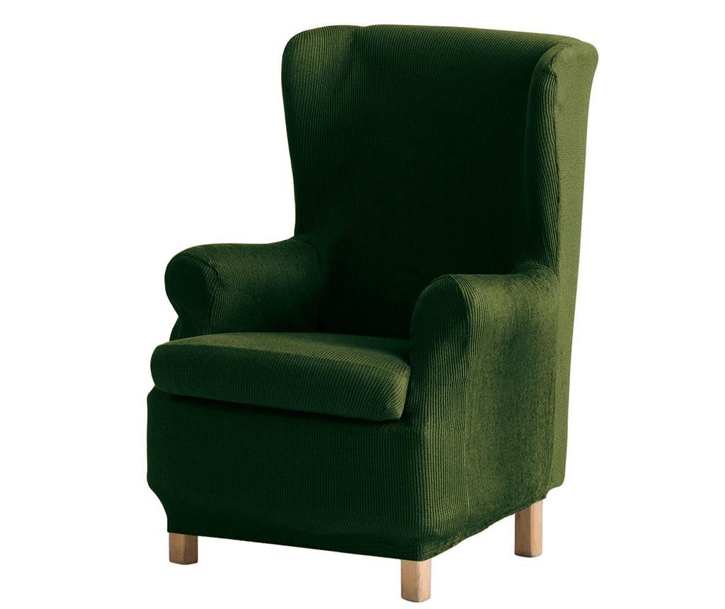 Pokrowiec na fotel Ulises Orejero Green 70x60x90 cm