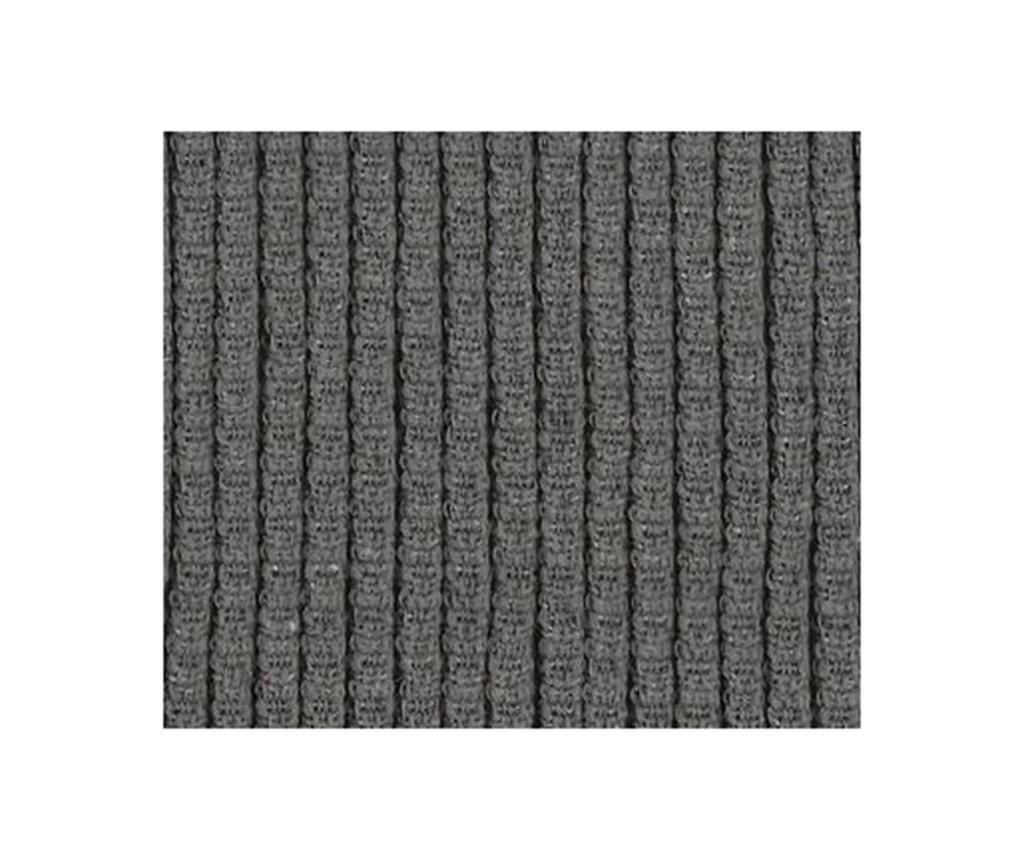 Husa elastica pentru sofa Ulises Clik Clak Grey