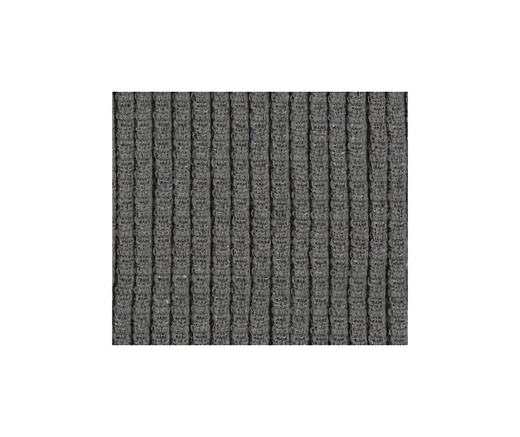 Еластичен калъф за десен ъглов диван Ulises Grey