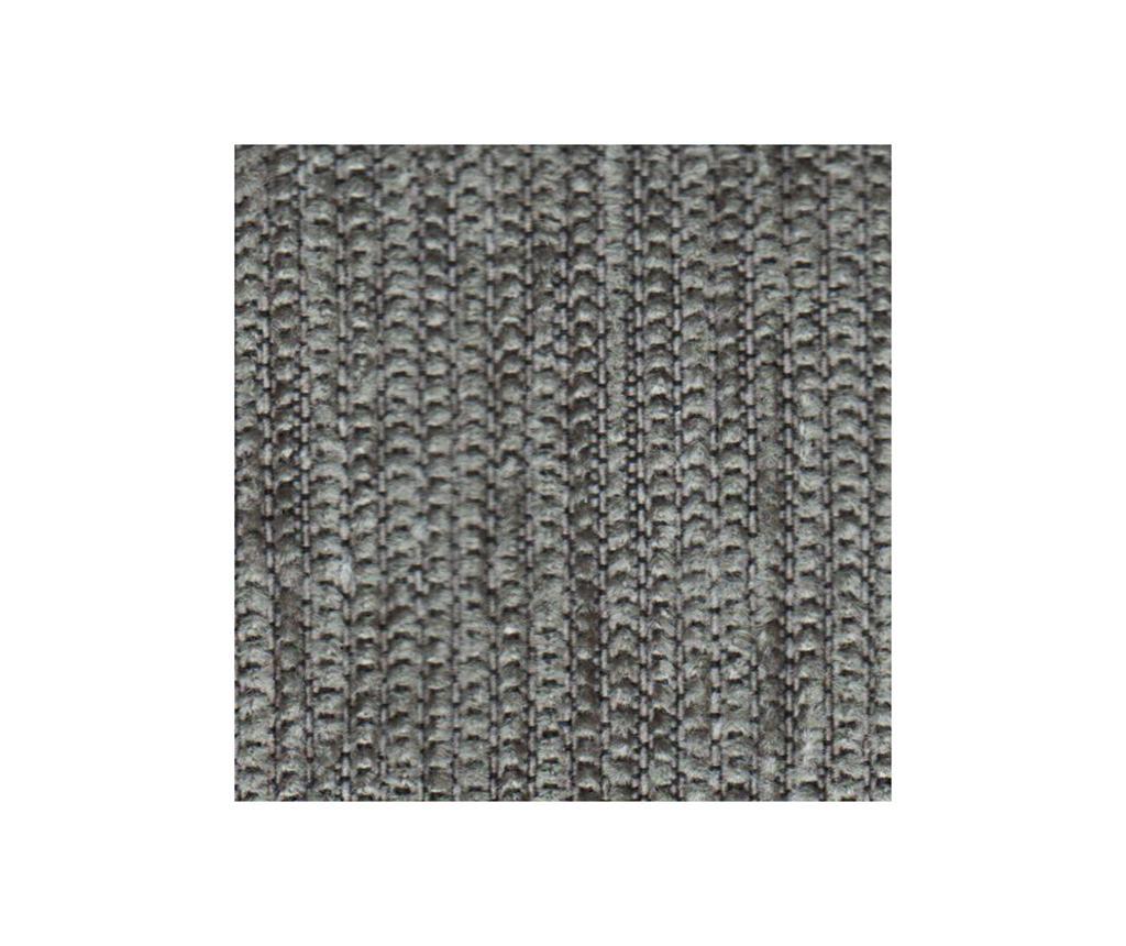 Husa pentru coltar dreapta Zoco Grey 290 cm