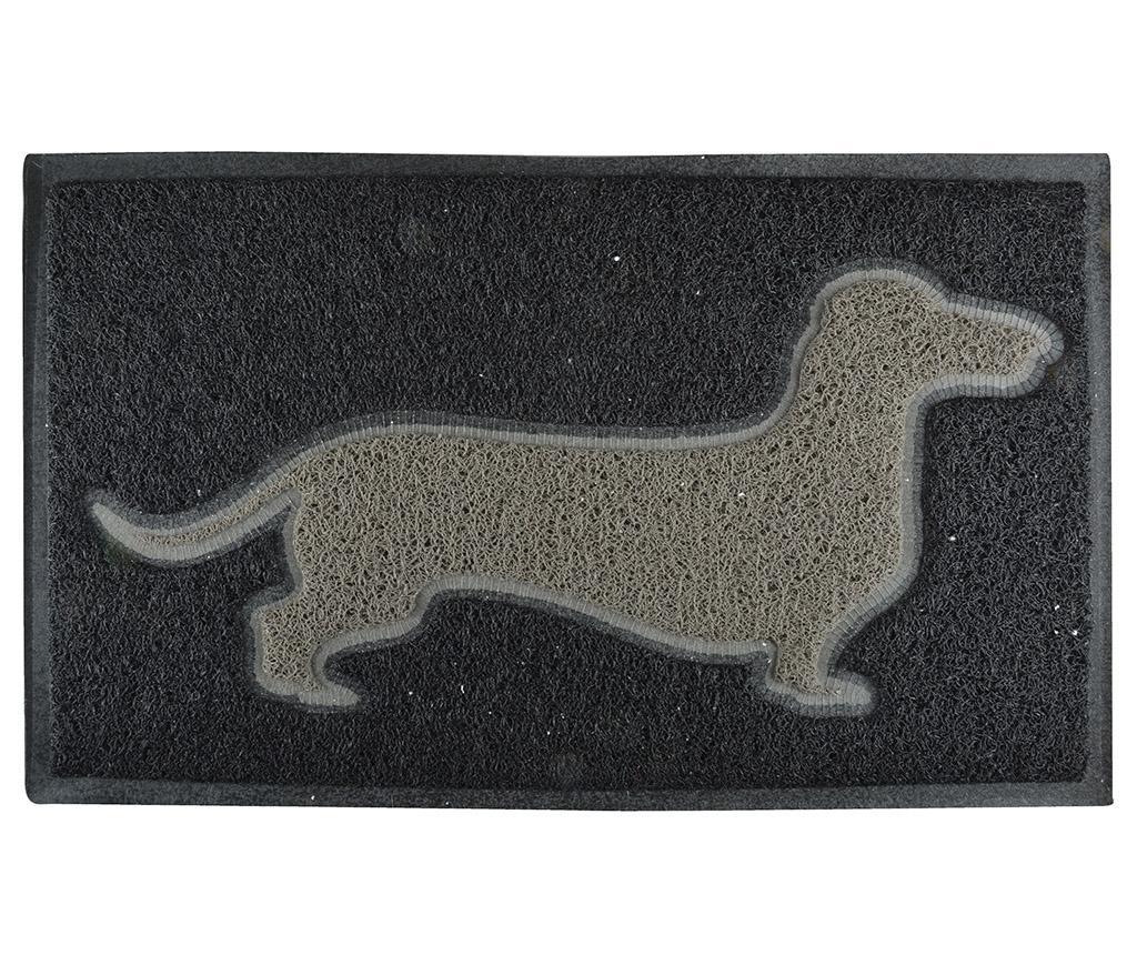 Otirač Black Hound 45x75 cm