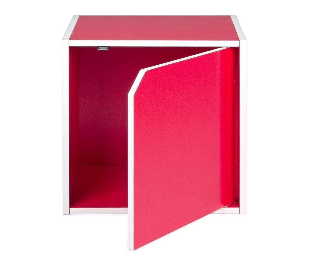 Corp modular Cube Door Red