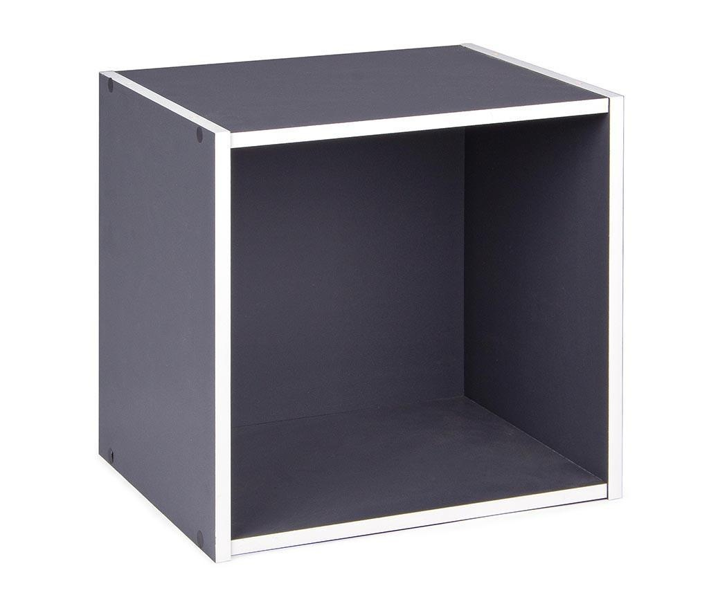 Modulární police Cube Grey