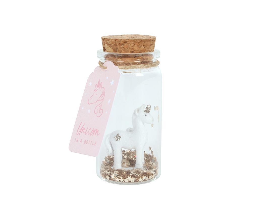 Decoratiune Unicorn in a Bottle