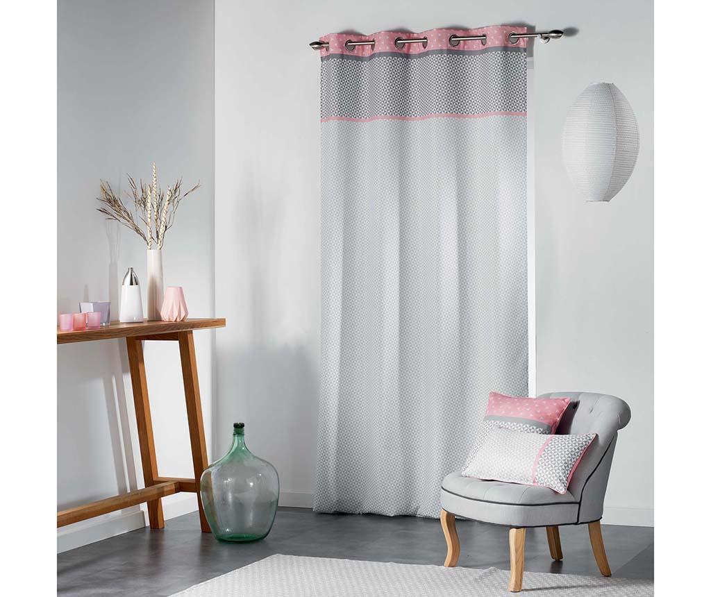 Ukrasni jastuk Matik Pink Line 30x50 cm