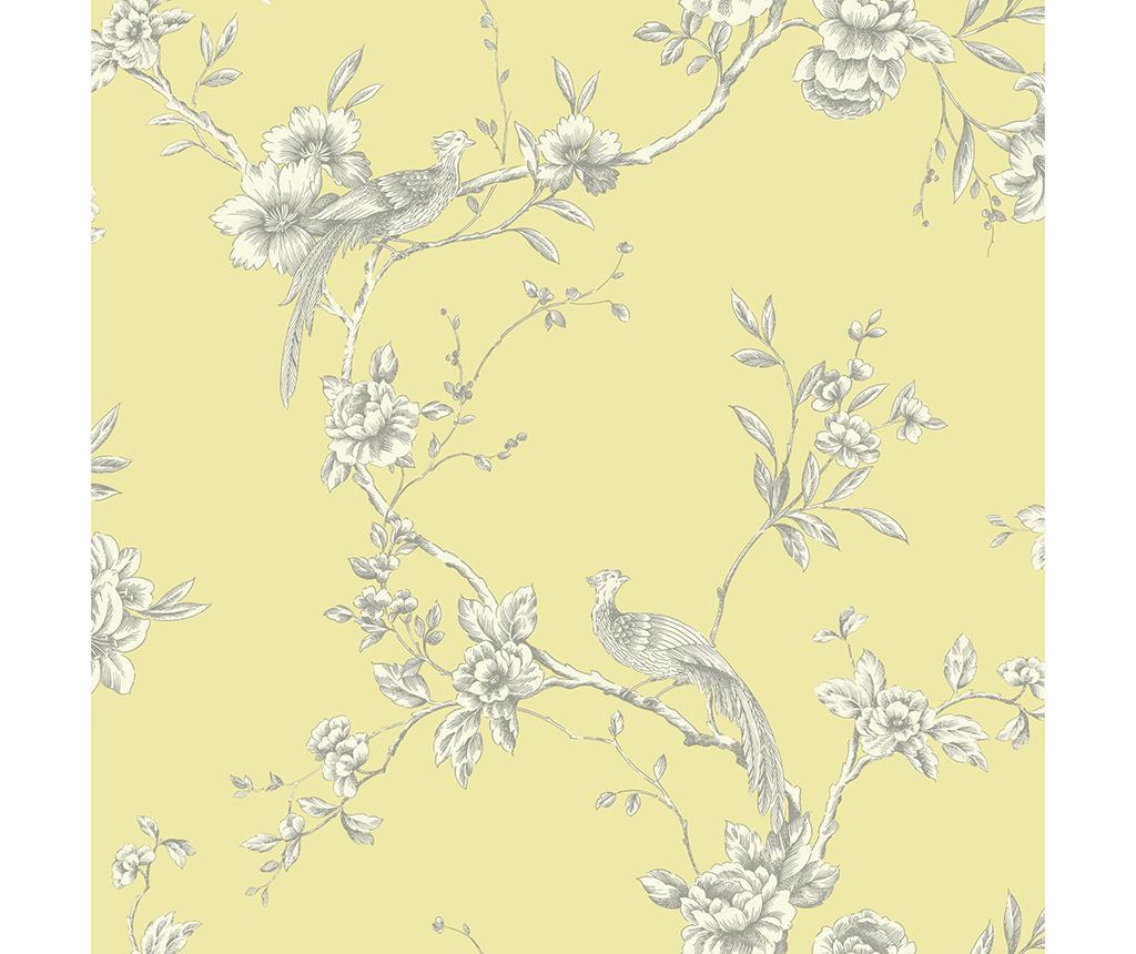 Chinoise Yellow Tapéta 53x1005 cm