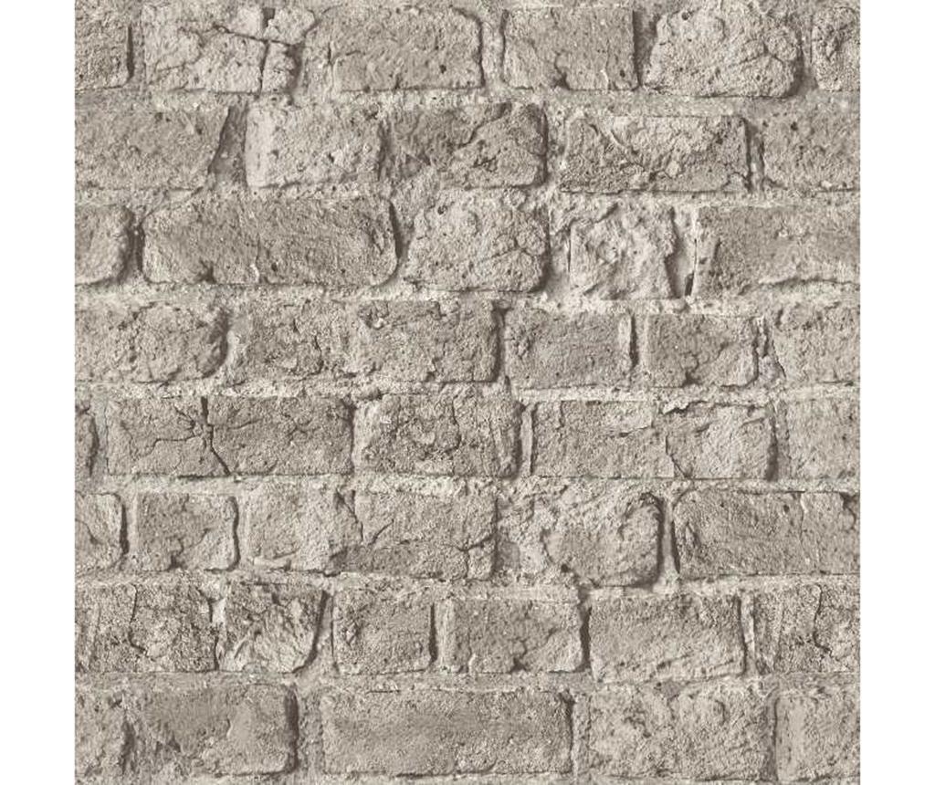 Farm Brick Stone Tapéta 53x1005 cm