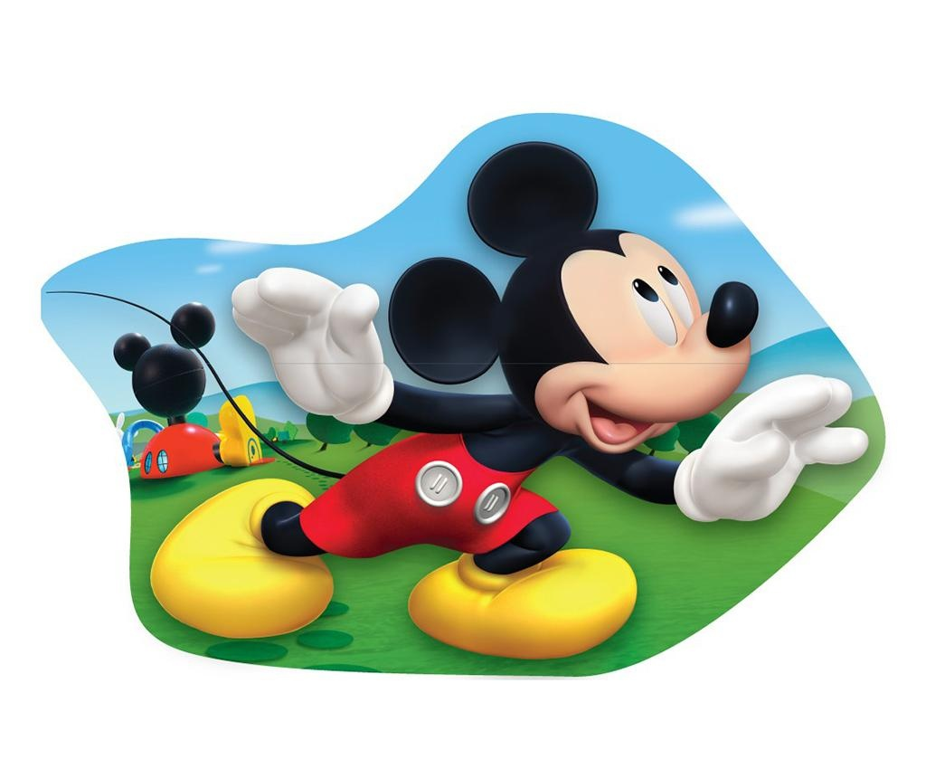 Perna decorativa Mickey Mouse 24x35 cm