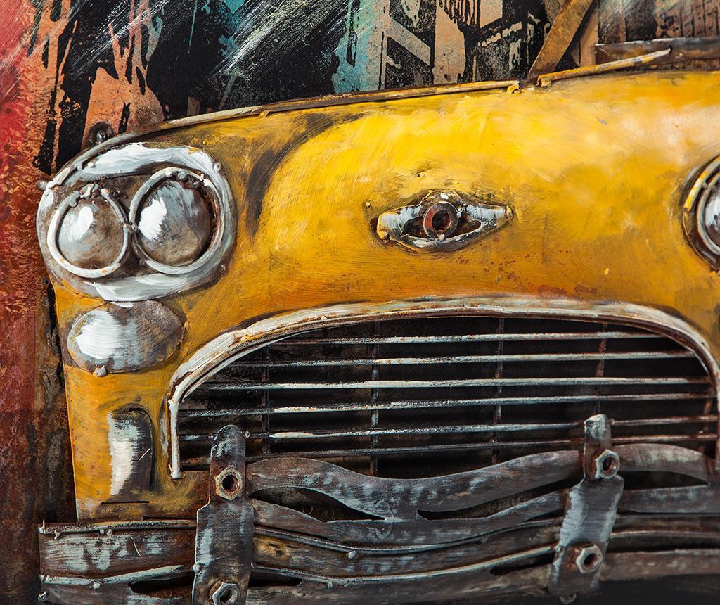 Zidni ukras Taxi