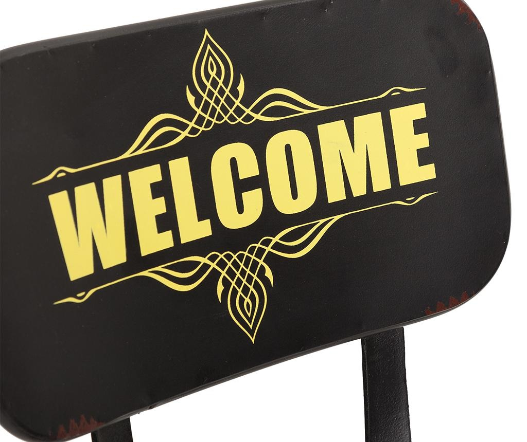 Barska stolica Welcome