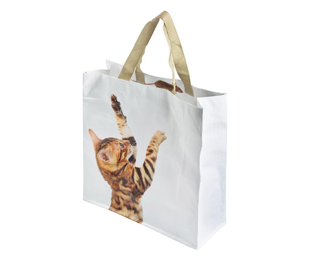 Geanta pentru cumparaturi Cat