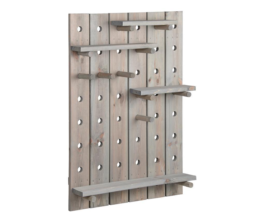 Suport de perete pentru accesorii de gradinarit Pepper