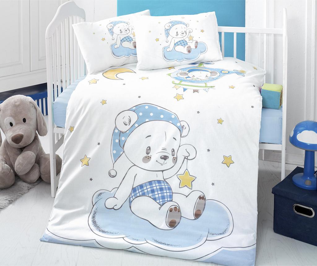 Posteljina za krevetić Ranforce Supreme Goodnight 100x150