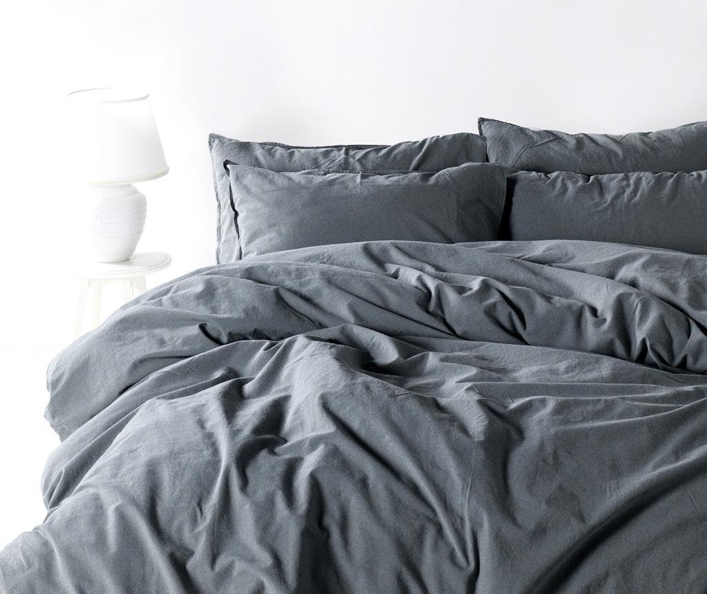 Спално бельо King Classic Jayden Dark Grey